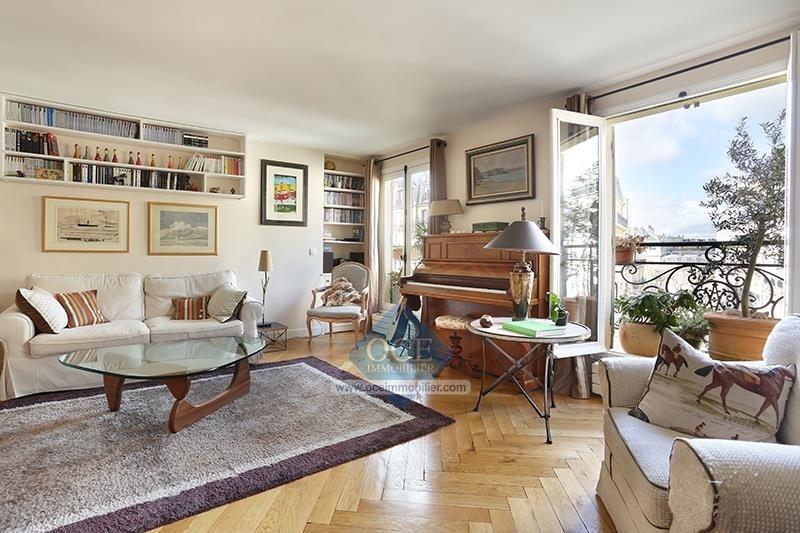 Vente de prestige appartement Paris 5ème 1145000€ - Photo 1