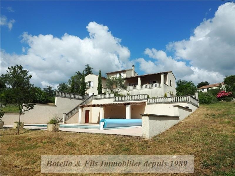 Verkauf haus Barjac 442000€ - Fotografie 14