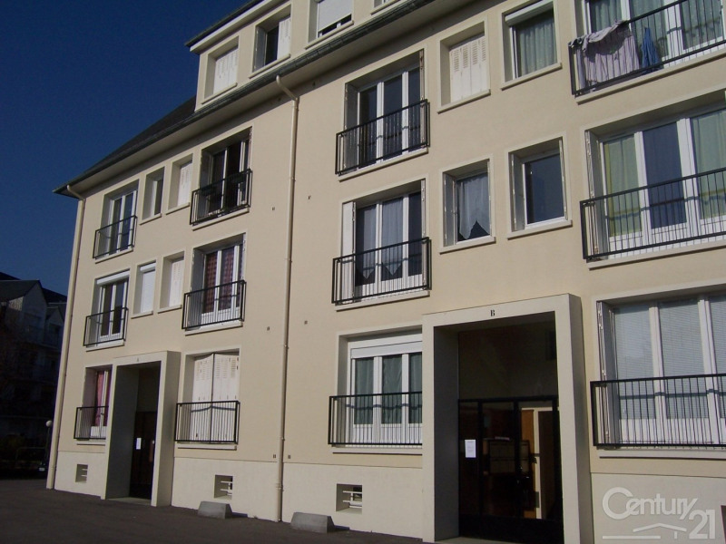 Location appartement Caen 475€ CC - Photo 1