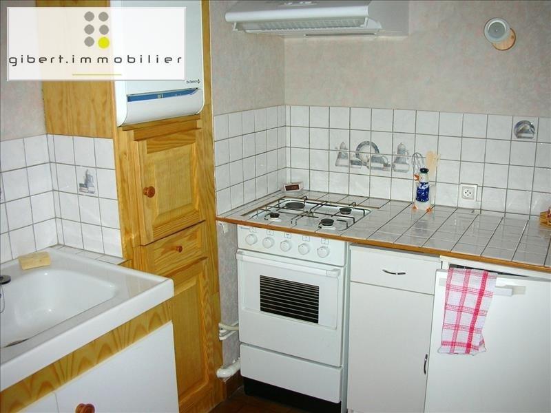 Rental apartment Le puy en velay 388,79€ CC - Picture 1