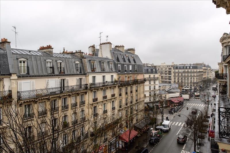 Vente de prestige appartement Paris 18ème 1180000€ - Photo 2