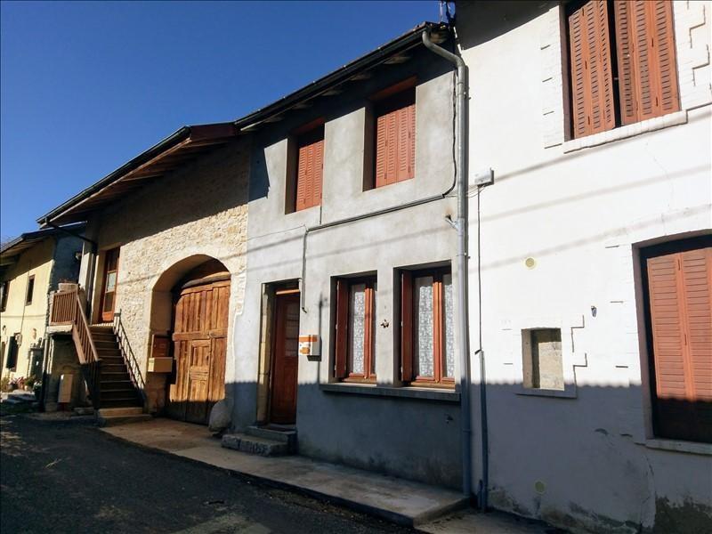 Sale house / villa Matafelon granges 80000€ - Picture 1