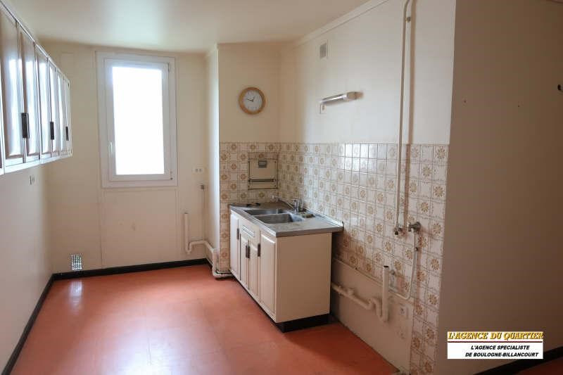 Venta  apartamento Boulogne billancourt 820000€ - Fotografía 4