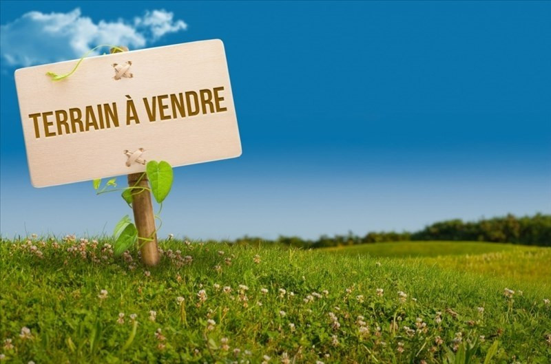 Vente terrain Nantes 153 500€ - Photo 1