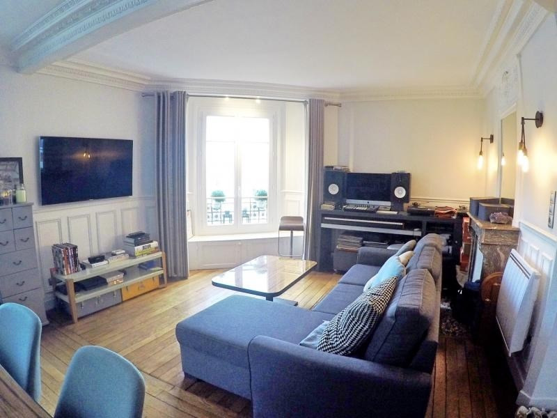 Vente appartement Levallois perret 550 000€ - Photo 1