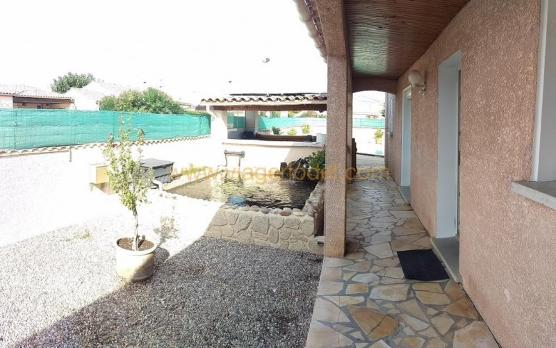 Life annuity house / villa Montady 65000€ - Picture 2