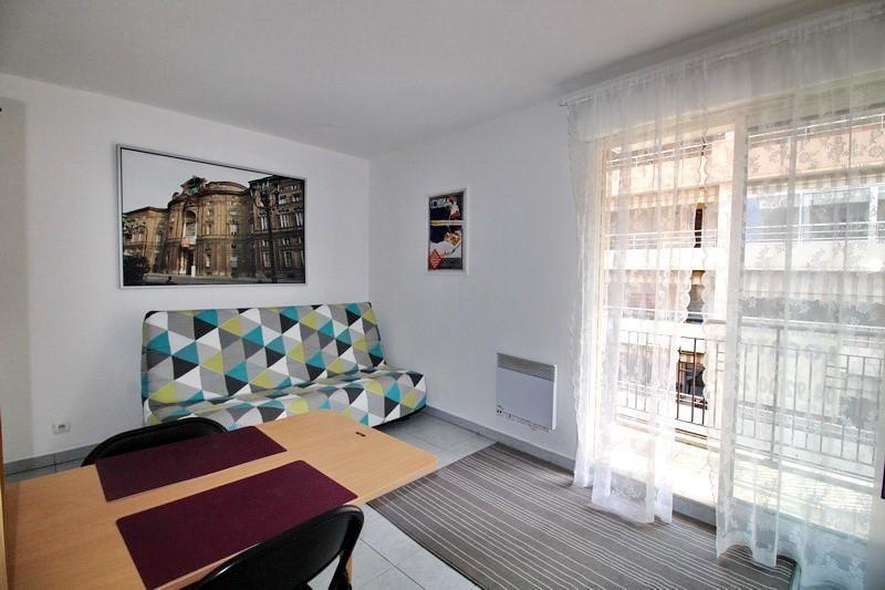 Rental apartment Nice 550€ CC - Picture 1