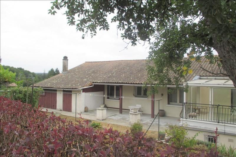 Sale house / villa Touvre 252000€ - Picture 2
