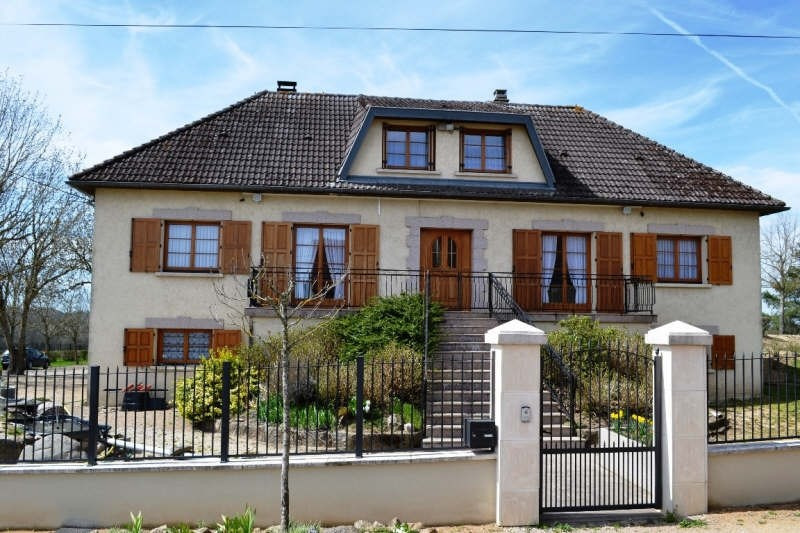 Sale house / villa Rouvray 398000€ - Picture 1