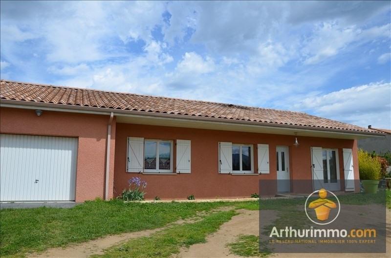 Sale house / villa Annonay 209000€ - Picture 3