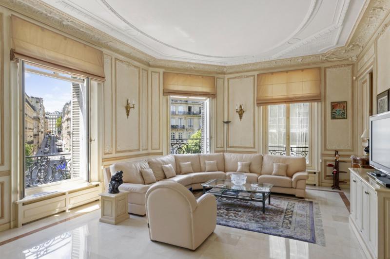 Immobile residenziali di prestigio appartamento Paris 8ème 4200000€ - Fotografia 3