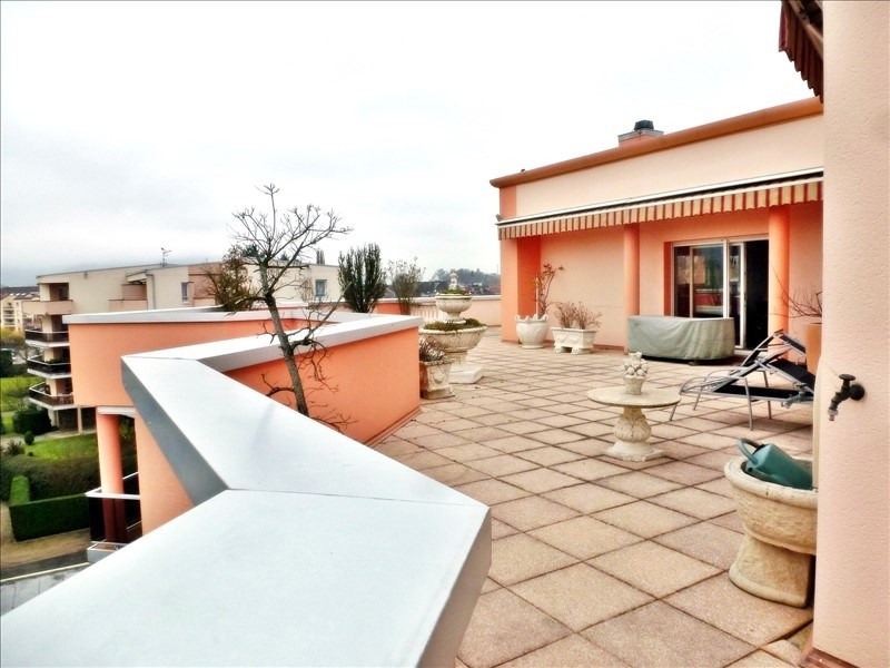 Deluxe sale apartment St die 495000€ - Picture 2