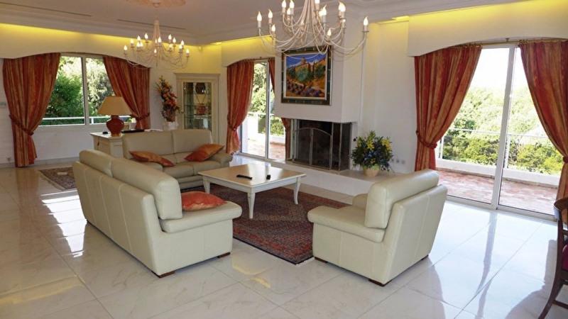 Immobile residenziali di prestigio casa Vallauris 1760000€ - Fotografia 6