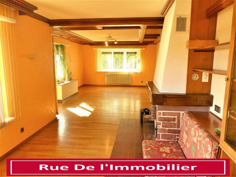 Sale apartment Weitbruch 214000€ - Picture 2