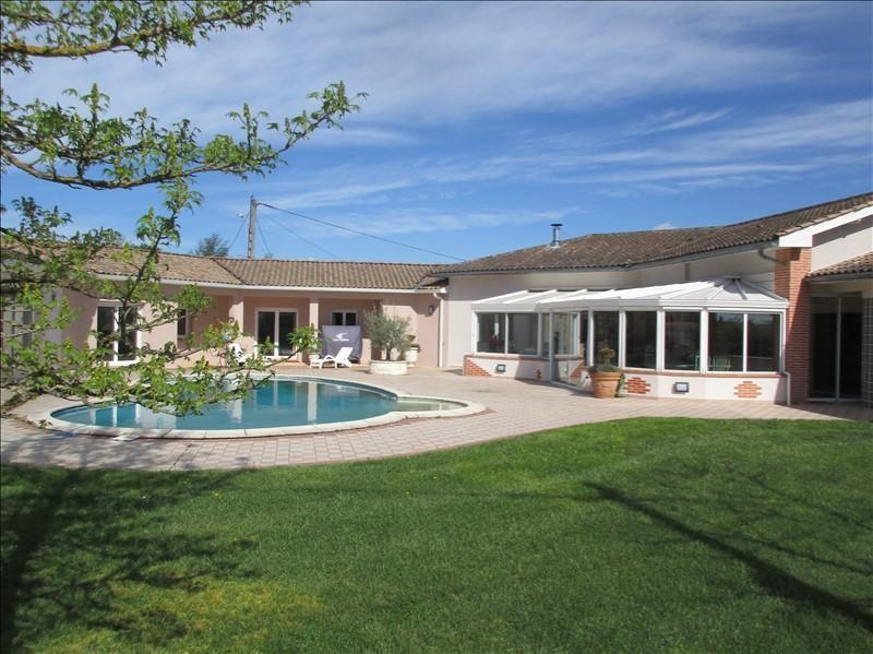 Deluxe sale house / villa Montauban 598000€ - Picture 1