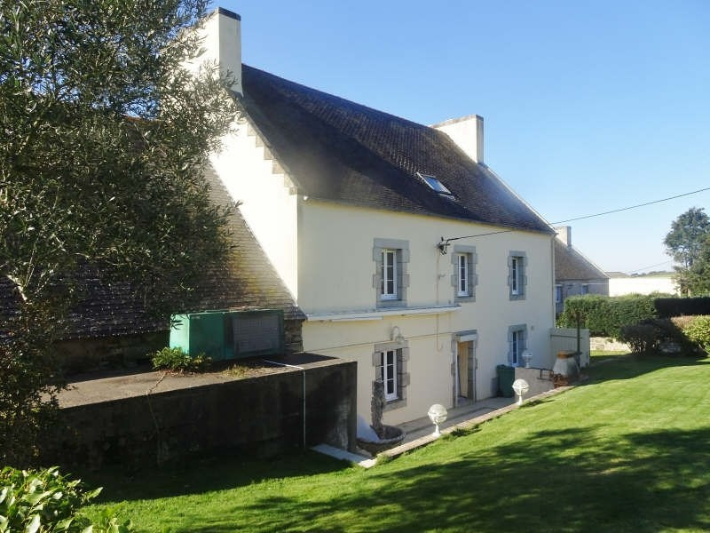 Vente maison / villa Le juch 222600€ - Photo 8