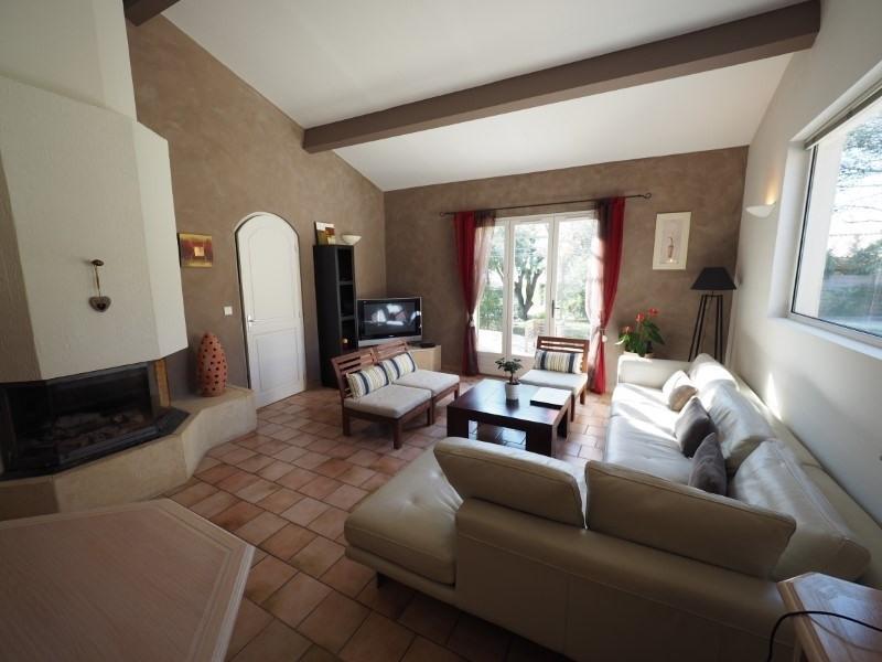 Sale house / villa Goudargues 419000€ - Picture 4