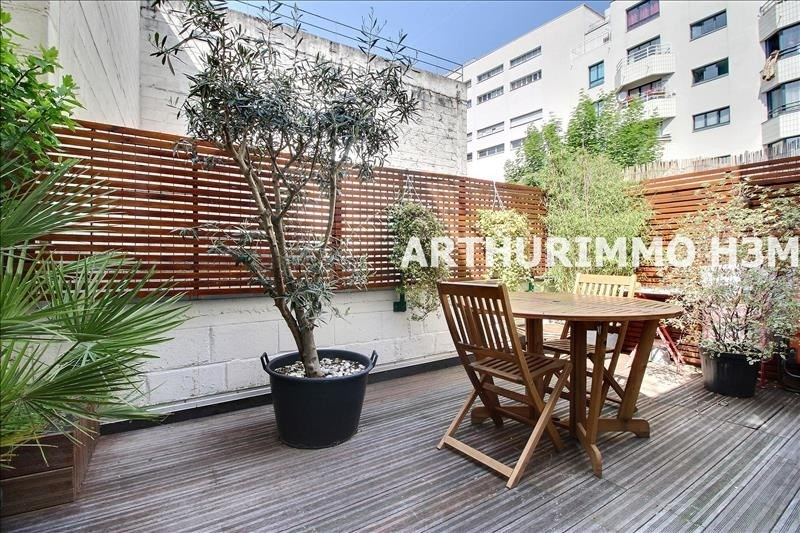 Vente appartement Paris 13ème 615 000€ - Photo 1