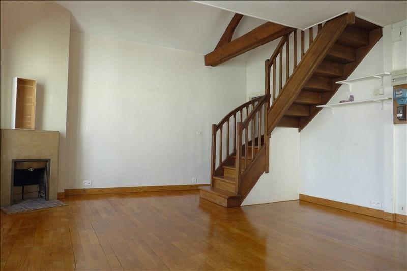 Rental apartment Suresnes 990€ CC - Picture 1