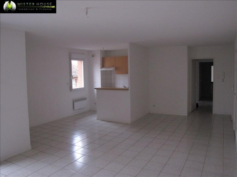 Verkoop  appartement Montauban 98000€ - Foto 5