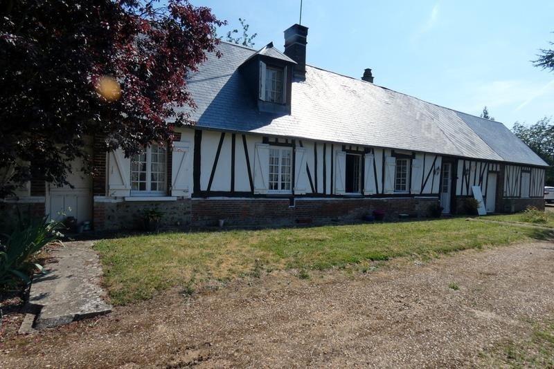 Vente maison / villa Conches en ouche 137500€ - Photo 2