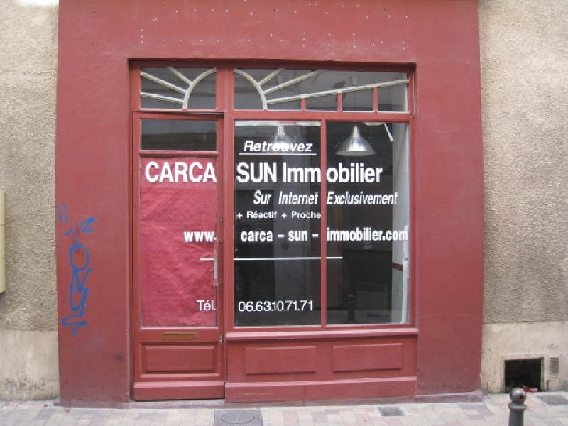 Location local commercial Carcassonne 350€ HT/HC - Photo 1