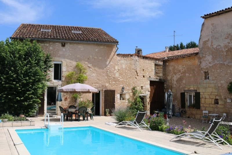Sale house / villa Vieux mareuil 250000€ - Picture 1