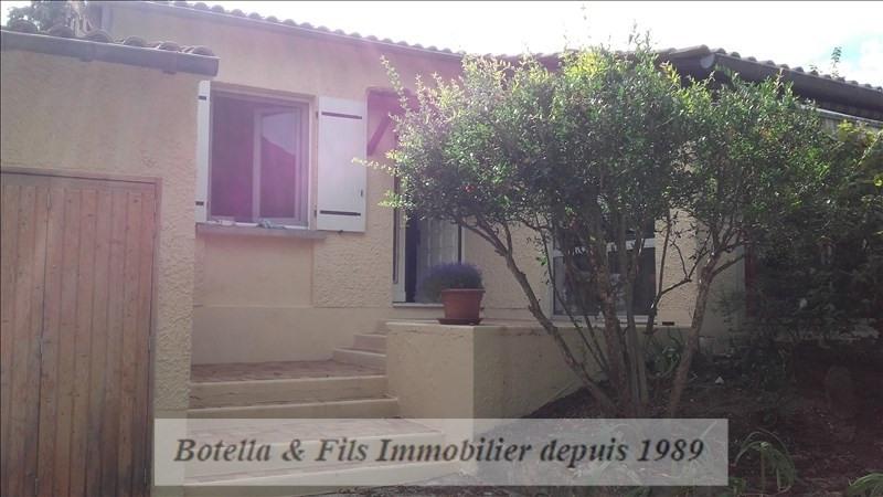 Venta  casa St paulet de caisson 245000€ - Fotografía 4