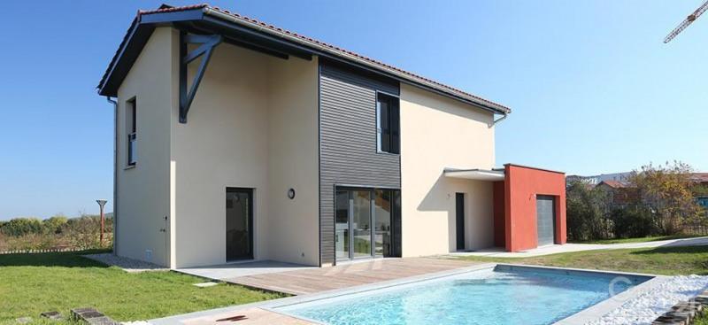 Vente maison / villa La tour de salvagny 402000€ - Photo 1