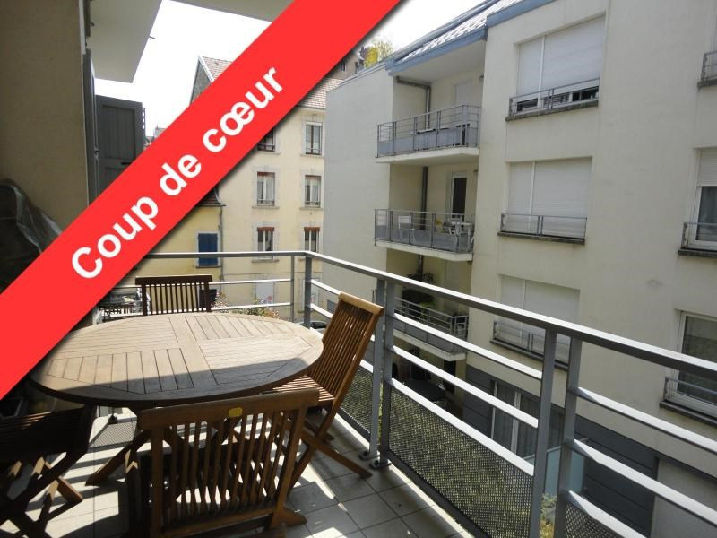 Location appartement Grenoble 839€ CC - Photo 1