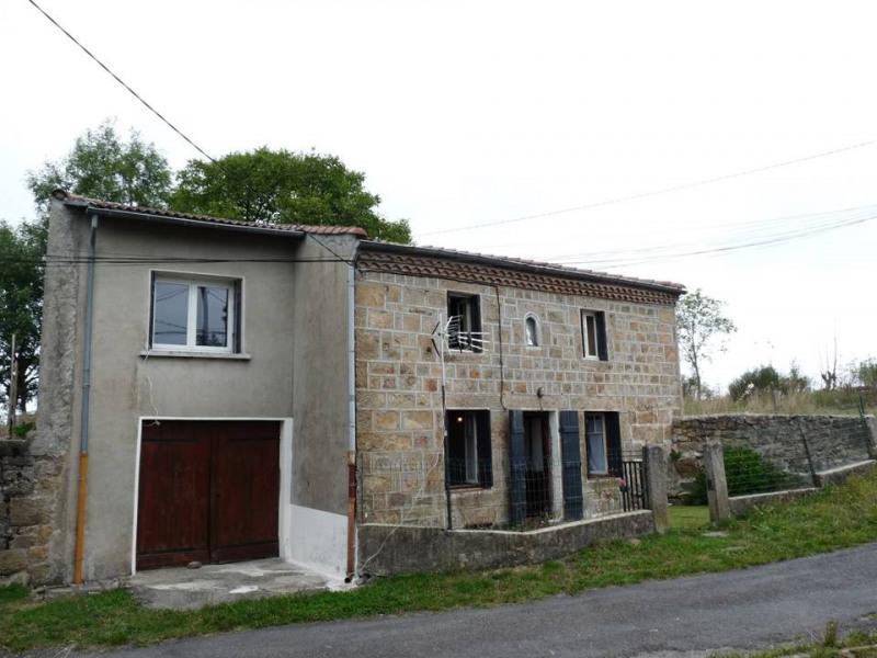 Revenda casa Rozier-cotes-d'aurec 75000€ - Fotografia 2