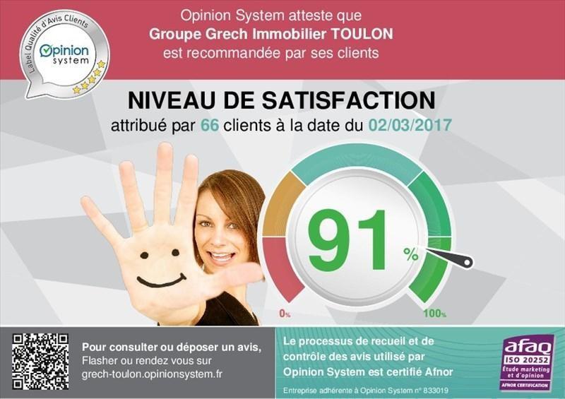 Sale apartment Toulon 138000€ - Picture 6