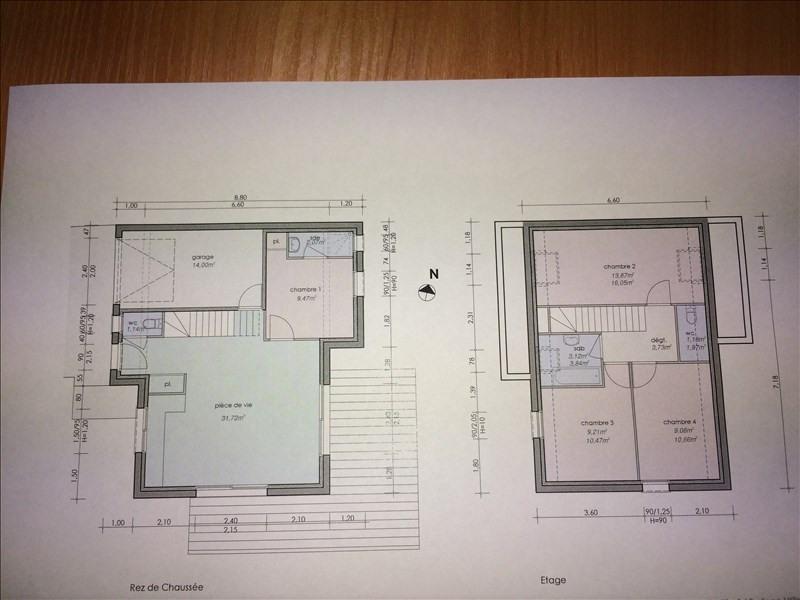 Vente maison / villa Sautron 324880€ - Photo 2