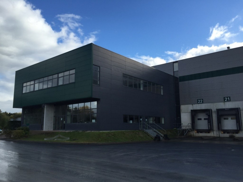 Location Local d'activités / Entrepôt Saint-Vigor-d'Ymonville 0