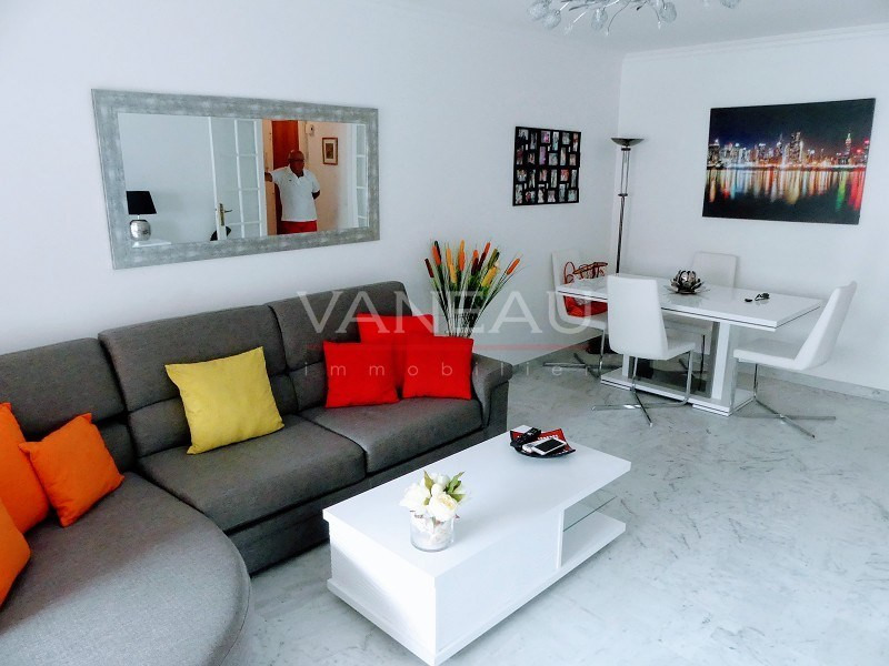 Vente de prestige appartement Juan-les-pins 265000€ - Photo 7