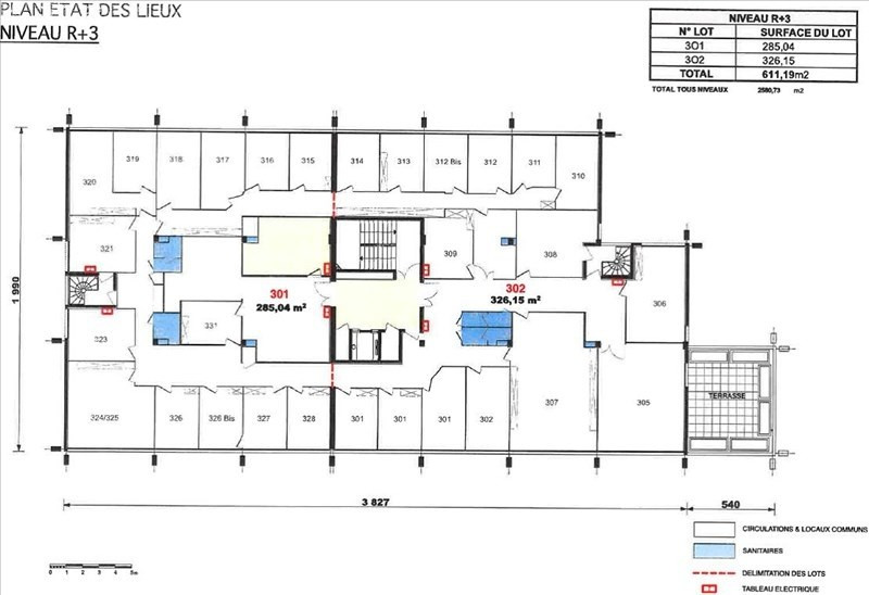 Verkoop  flatgebouwen Six fours les plages 4770000€ - Foto 6