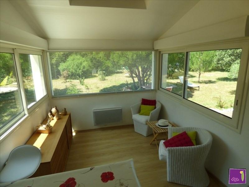 Vente maison / villa Barjac 367000€ - Photo 7