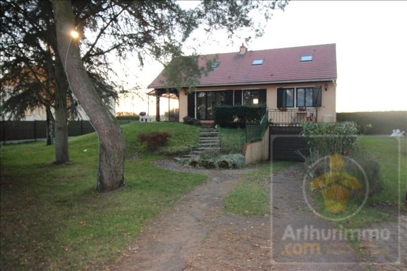 Sale house / villa Orcemont 333500€ - Picture 1