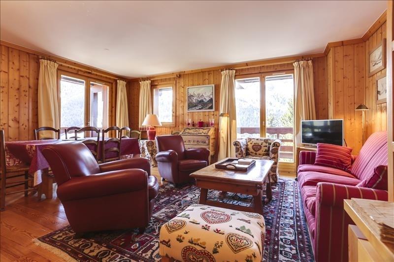 Deluxe sale apartment Meribel 1250000€ - Picture 2