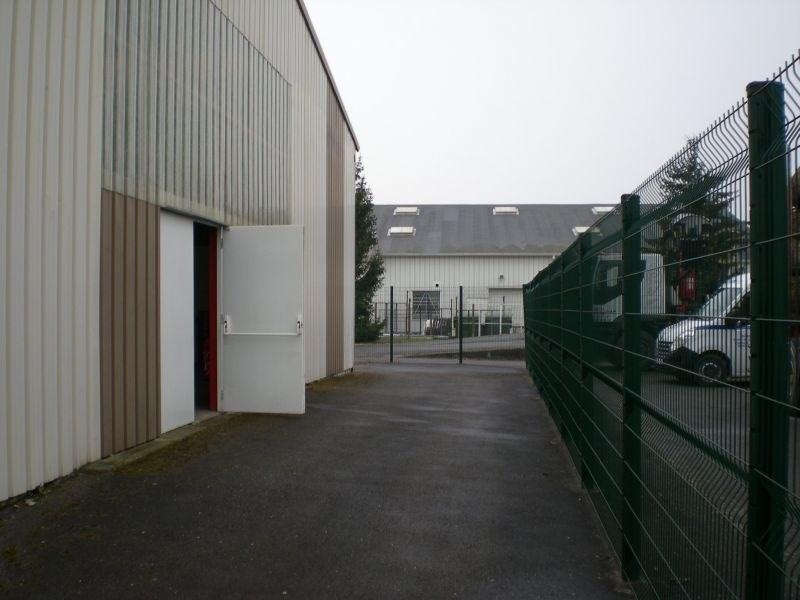 Location Local d'activités / Entrepôt La Chapelle-Saint-Ursin 0