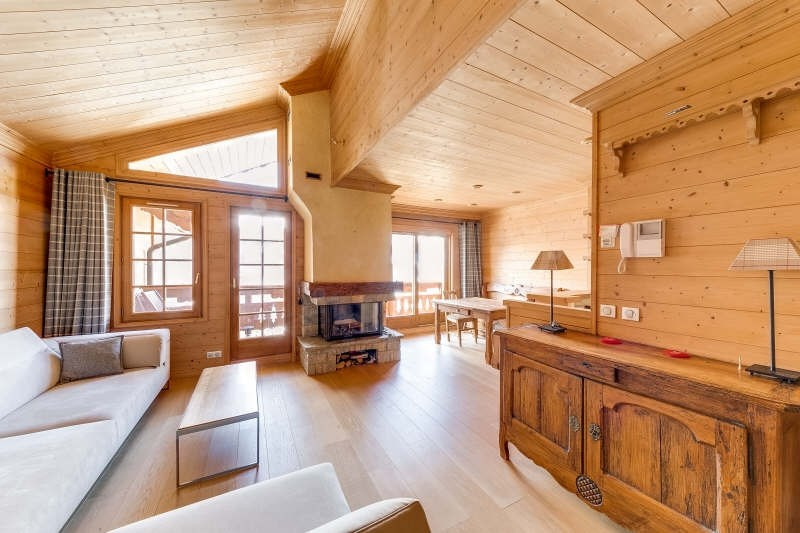 Deluxe sale apartment Meribel 1 495 000€ - Picture 1