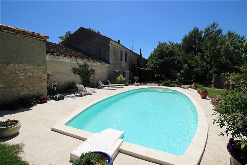 Vente de prestige maison / villa Lagnes 650000€ - Photo 1