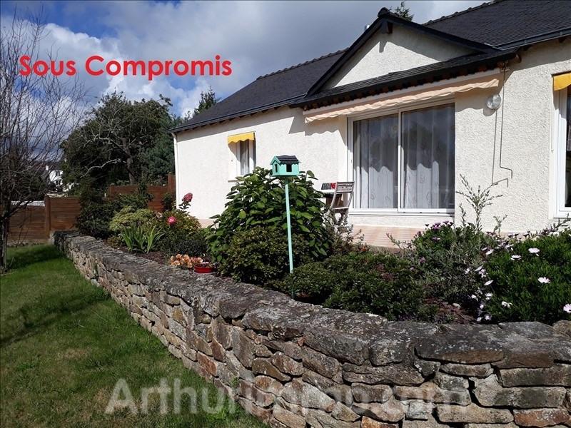 Sale house / villa Auray 208800€ - Picture 1