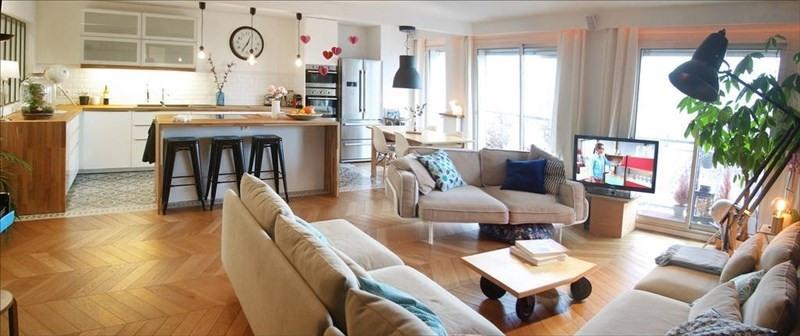 Sale apartment Paris 19ème 780000€ - Picture 1