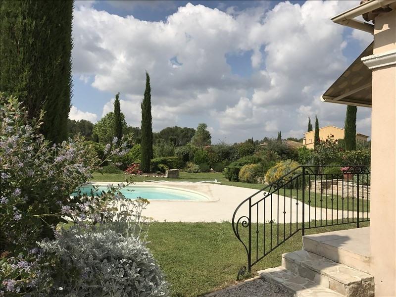Vente de prestige maison / villa St cannat 920000€ - Photo 3