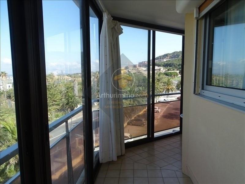 Sale apartment Sete 90000€ - Picture 1