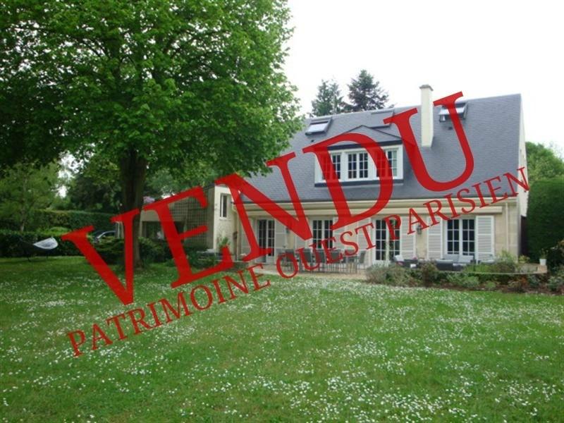 Deluxe sale house / villa St nom la breteche 1160000€ - Picture 1