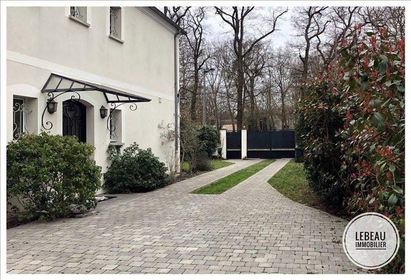 Deluxe sale house / villa Maisons-laffitte 1750000€ - Picture 2
