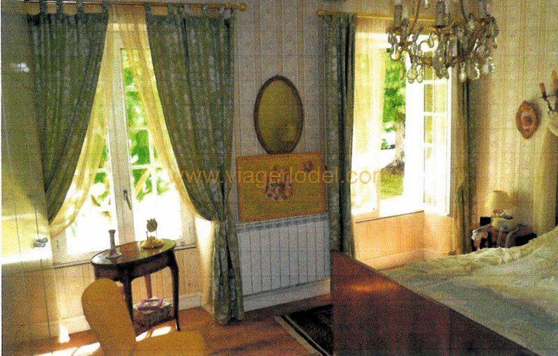 Vendita nell' vitalizio di vita casa Leigné-les-bois 65000€ - Fotografia 10