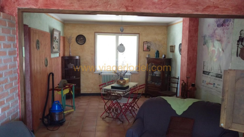 Life annuity apartment Alès 20000€ - Picture 1